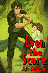 even the score ebook cover 200x300