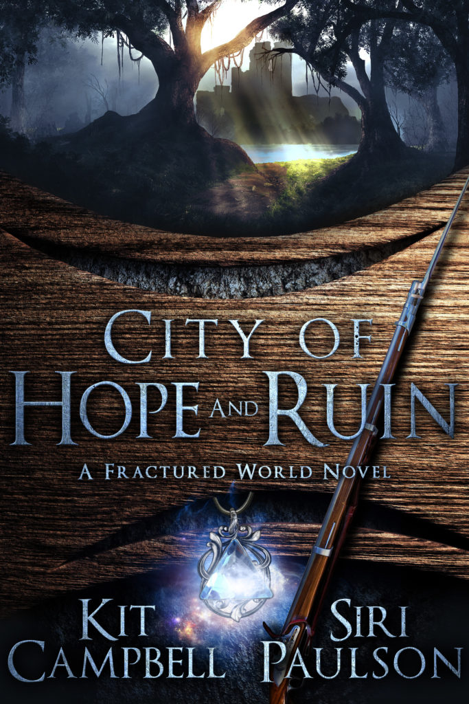 City of Hope and Ruin ebook cover